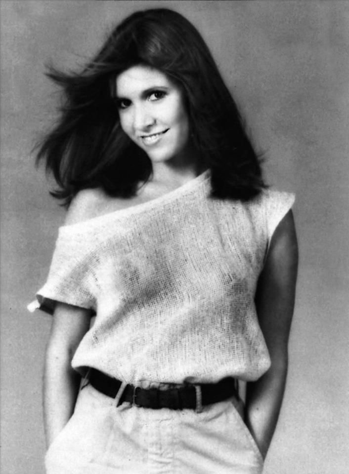 carrie fisher porn young