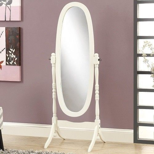 Cheval Mirror Free Standing Floor Mirrors For Bedroom Bath Dressing ...