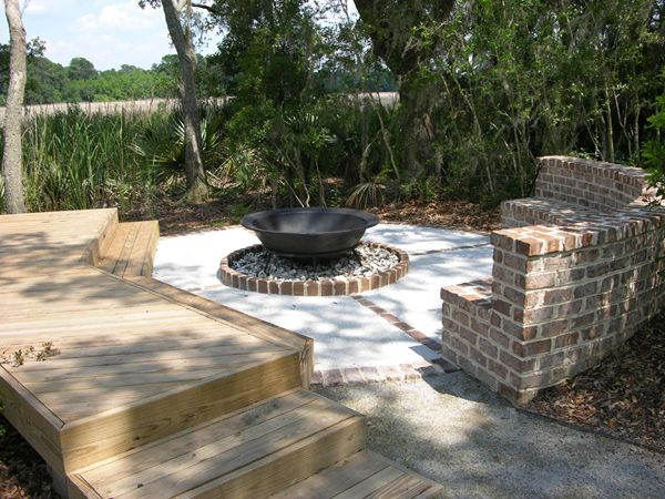 Love the Carolina Kettles fire pits - Love The Carolina Kettles Fire Pits Charleston Home Ideas