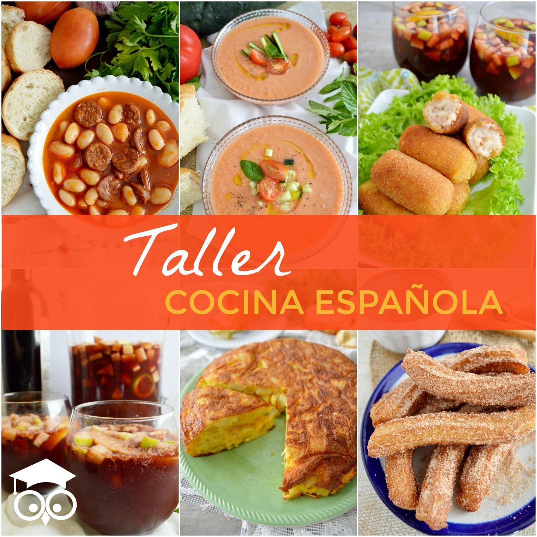 Recetas De Cocina Espaã Ola