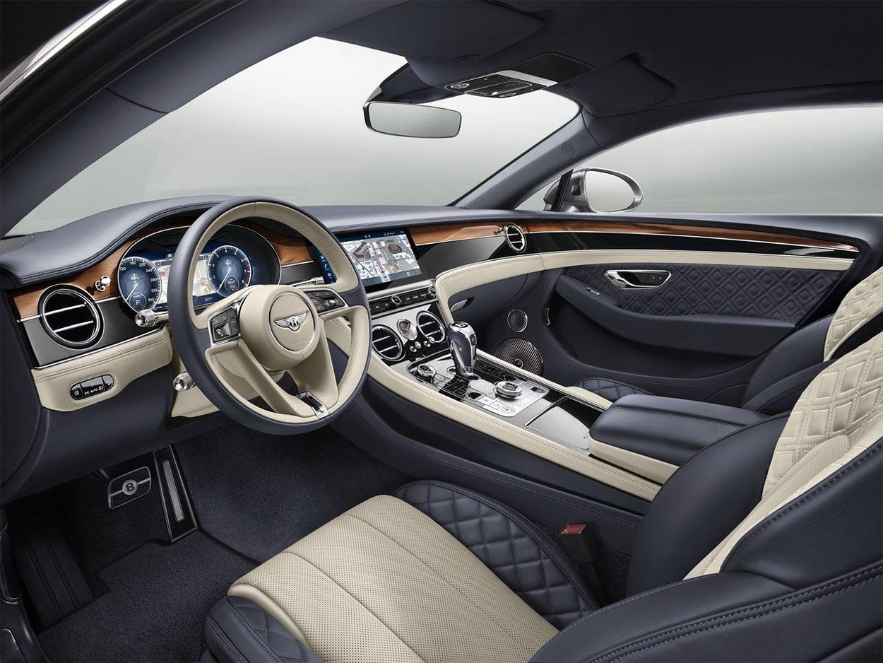 novos bentley continental gt 2019 3rd generation of luxury coupe rh pinterest com