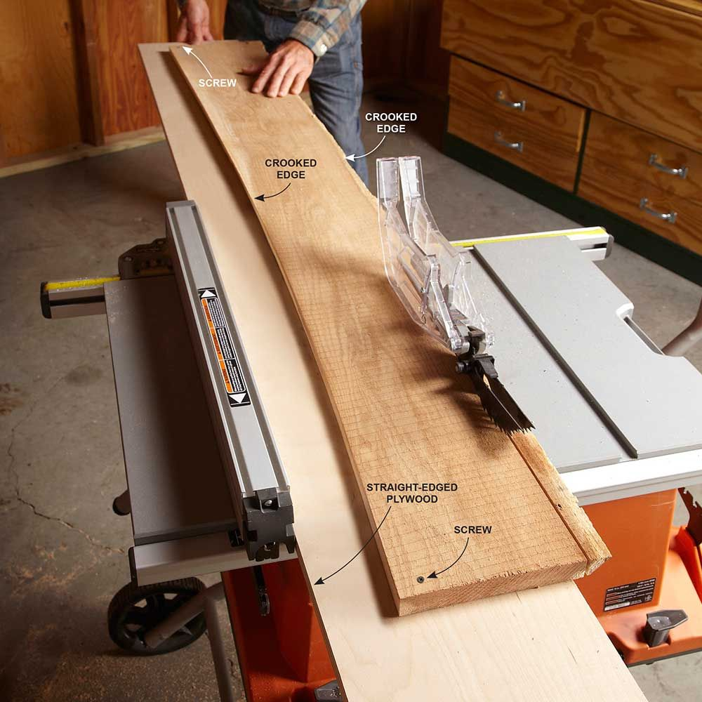 Tips for Ripping Wood  Table Saw. Tips for Ripping Wood   Board