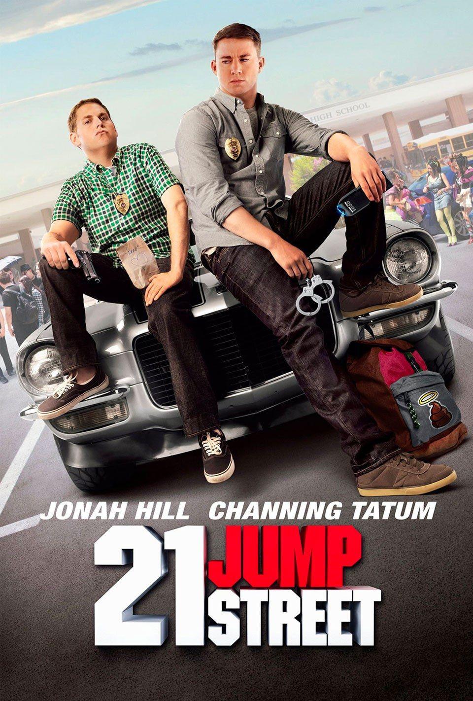 21 Jump Street Streaming : street, streaming, Street, (2012), Script, Written, Michael, Bacall., Street,, Movies, Online, Free,