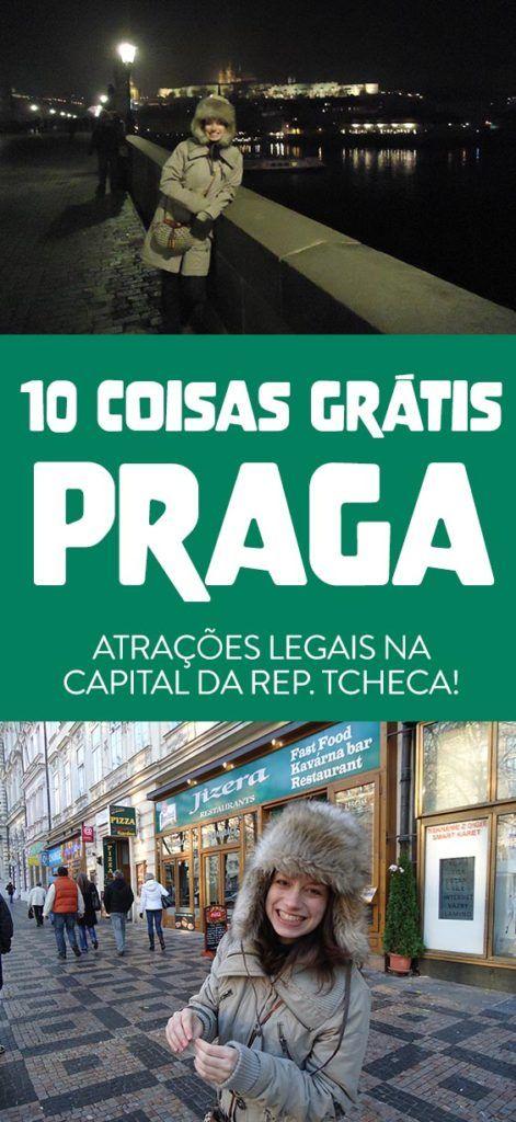 10 coisas para fazer de graça em Praga