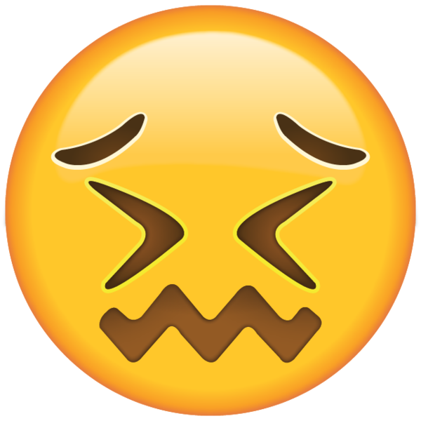 When you're confused, stressed and overwhelmed, this emoji ...