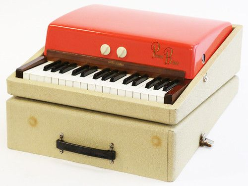 1964 fender rhodes piano bass vintage pre cbs electric organ synth keyboard musical. Black Bedroom Furniture Sets. Home Design Ideas