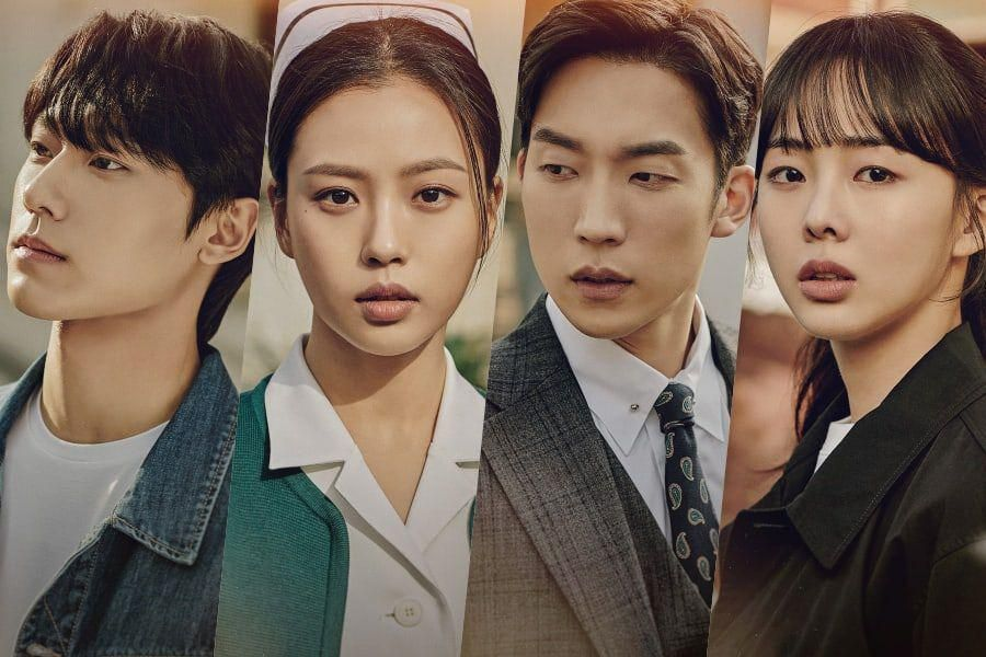 """Lee Do Hyun, Go Min Si, Lee Sang Yi, And Geum Sae Rok Display Different Aspirations In New Posters For """"Youth Of May"""""""