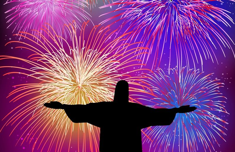 The Fascinating Story Behind Brazil's Beautiful New Year's