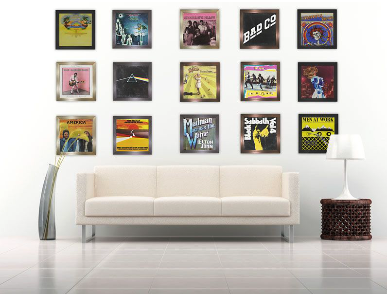 Surround yourself with your favorite record albums😎 Check out our ...