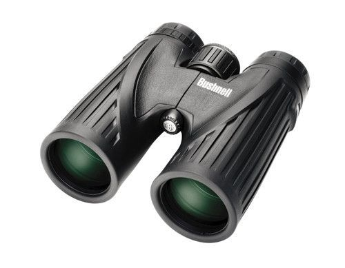 Bushnell 10x42 Powerview Binocular Black Clamshell Packaging Bushnell Binoculars Binoculars Bushnell