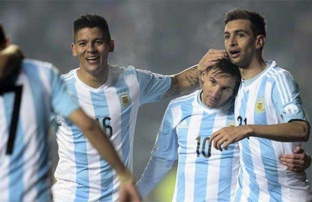 """Rojo: """"Veo A Messi Que Sufre En Cada Partido De La"""