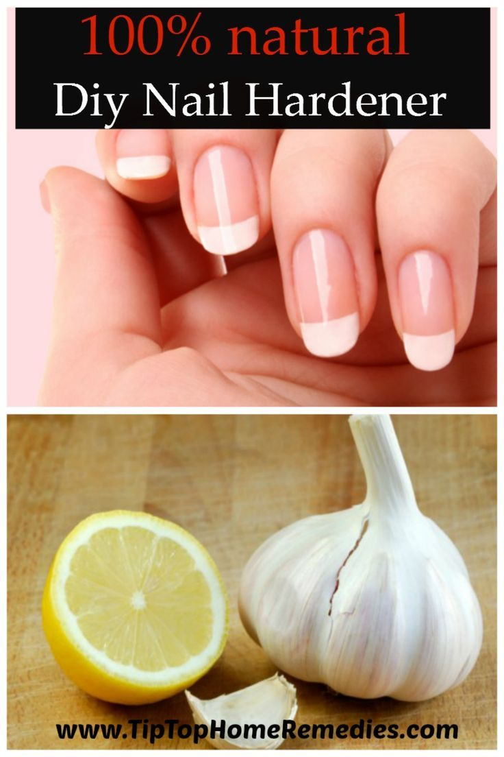 Diy Nail Hardener 100% natural - Will Save You Big Money and Gives ...