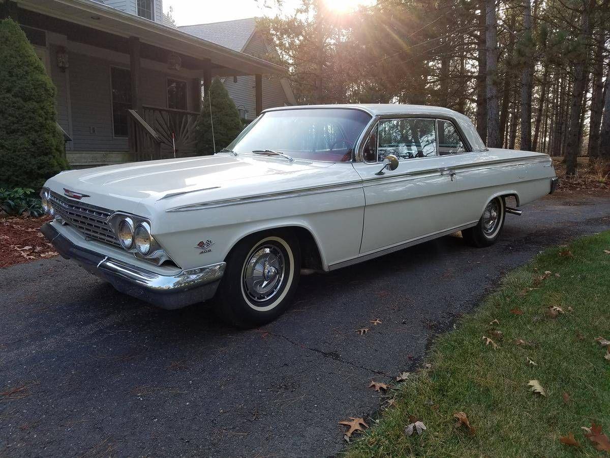 1962 chevrolet impala ss 409 409
