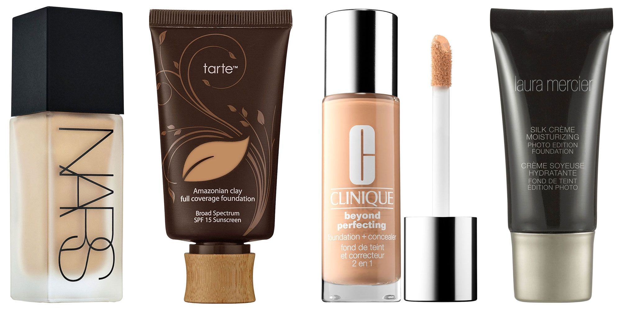The Best FullCoverage Foundations Best full coverage