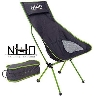 b0adf63acf Ultralight Camping Chair - Folding, Compact, Lightweight & Portable ...