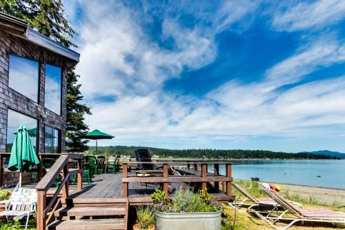 Swifts Bay Beach House with mooring - Lopez Island Vacation Rental - Photo 1