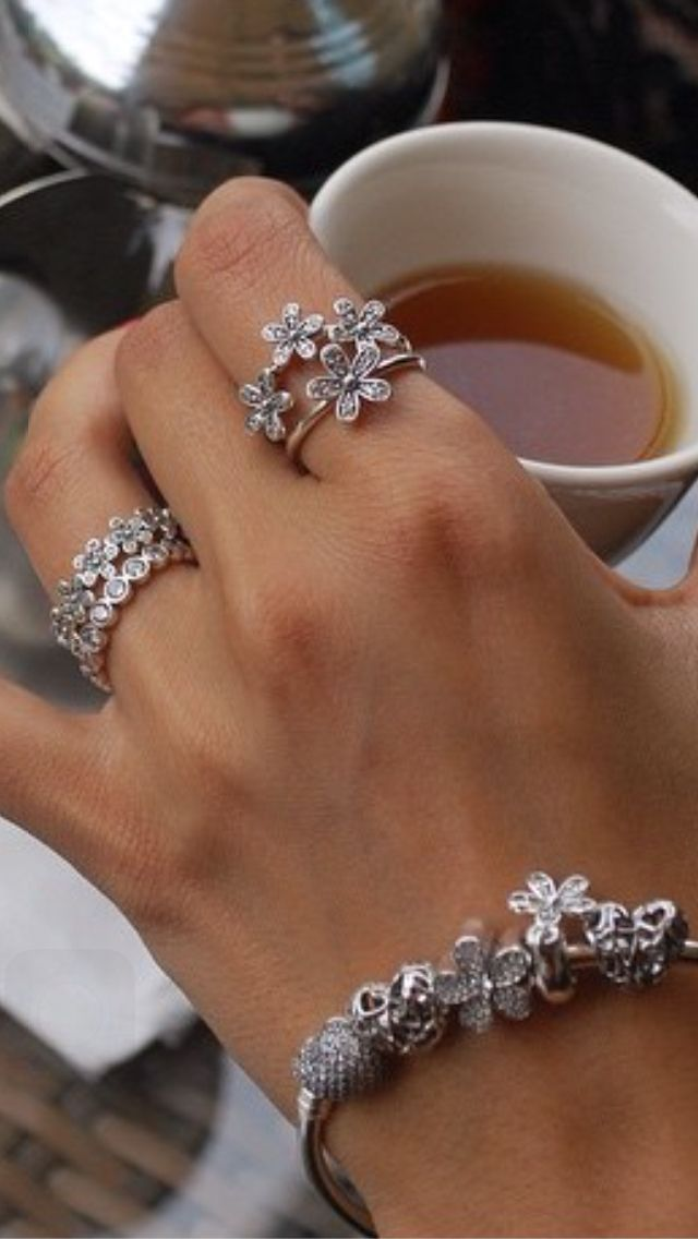 anello pandora donna