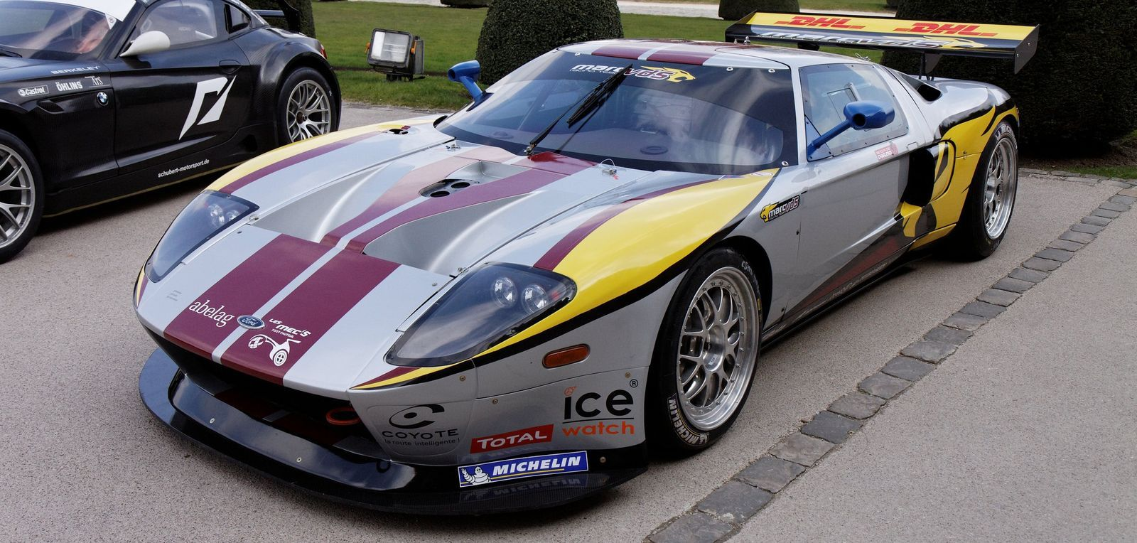 The old Blancpain Endurance Series Ford GT GT3 | GT Series Cars ...