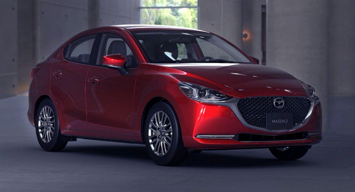 2020 Mazda 2 In 2020 Mazda Sedan Mazda 2