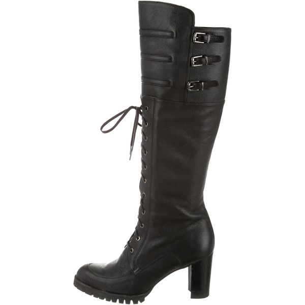 Black Booties Polyvore Png