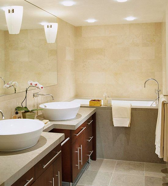 Before & After Bathrooms Contemporary Baths  Spa Bathrooms Spa Enchanting Spa Bathroom Remodel Decorating Design