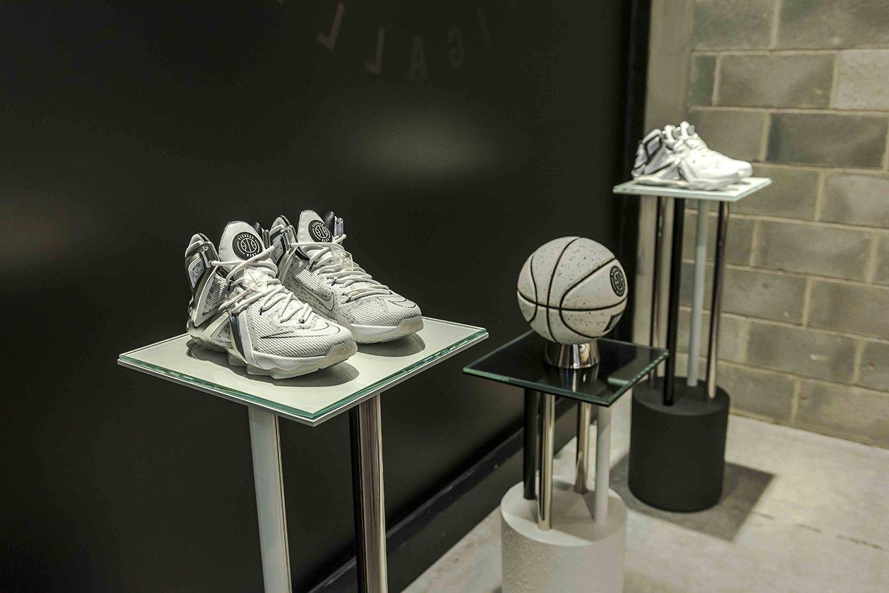 LeBron James Stéphane Ashpool Talk Pigalle x Nike LeBron 12 Elite
