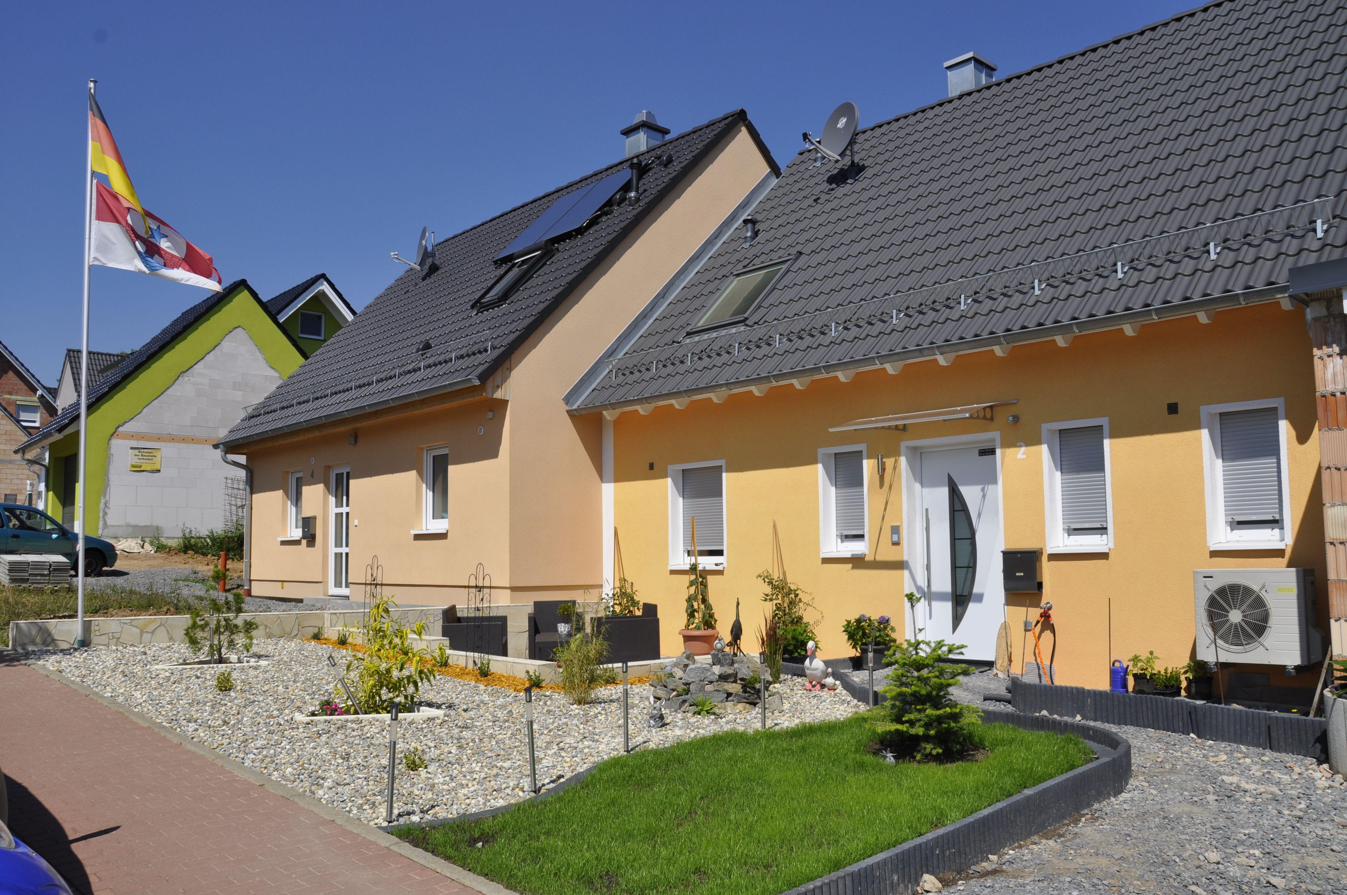 Zwei Doppelhaushälfte in Marktheidenfeld