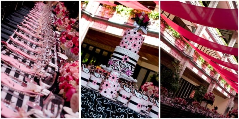 Bridal Showers - Custom Cakes - Miami Cake Shop | Elegant Temptations