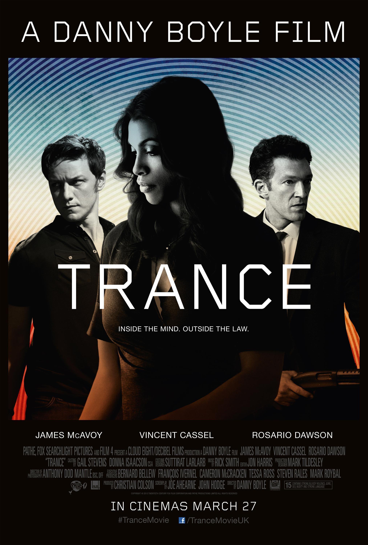 Trance Red Band Trailer Filmofilia Trance Movie Vincent Cassel Trance