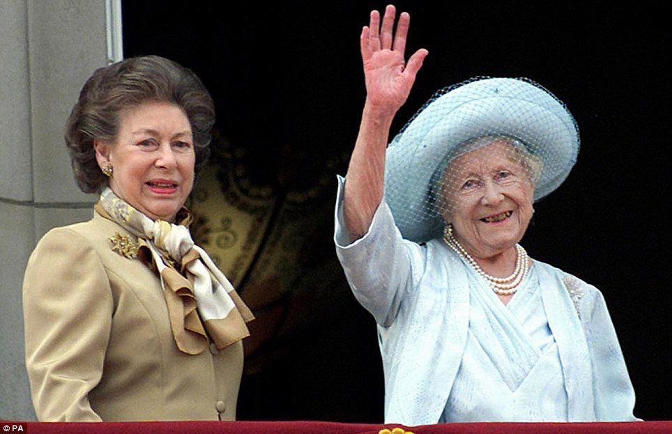 догадался сразу королева елизавета и маргарет фото здесь можно