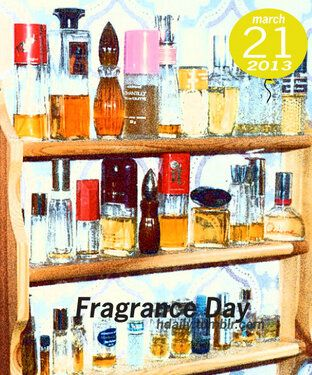 Fragrance Day!