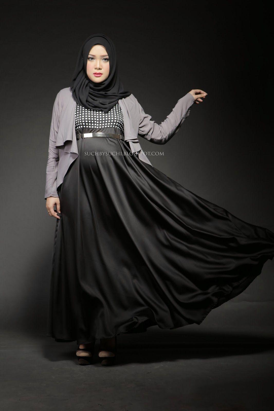 Model Baju Pesta Untuk Ibu Hamil 6 Bulan