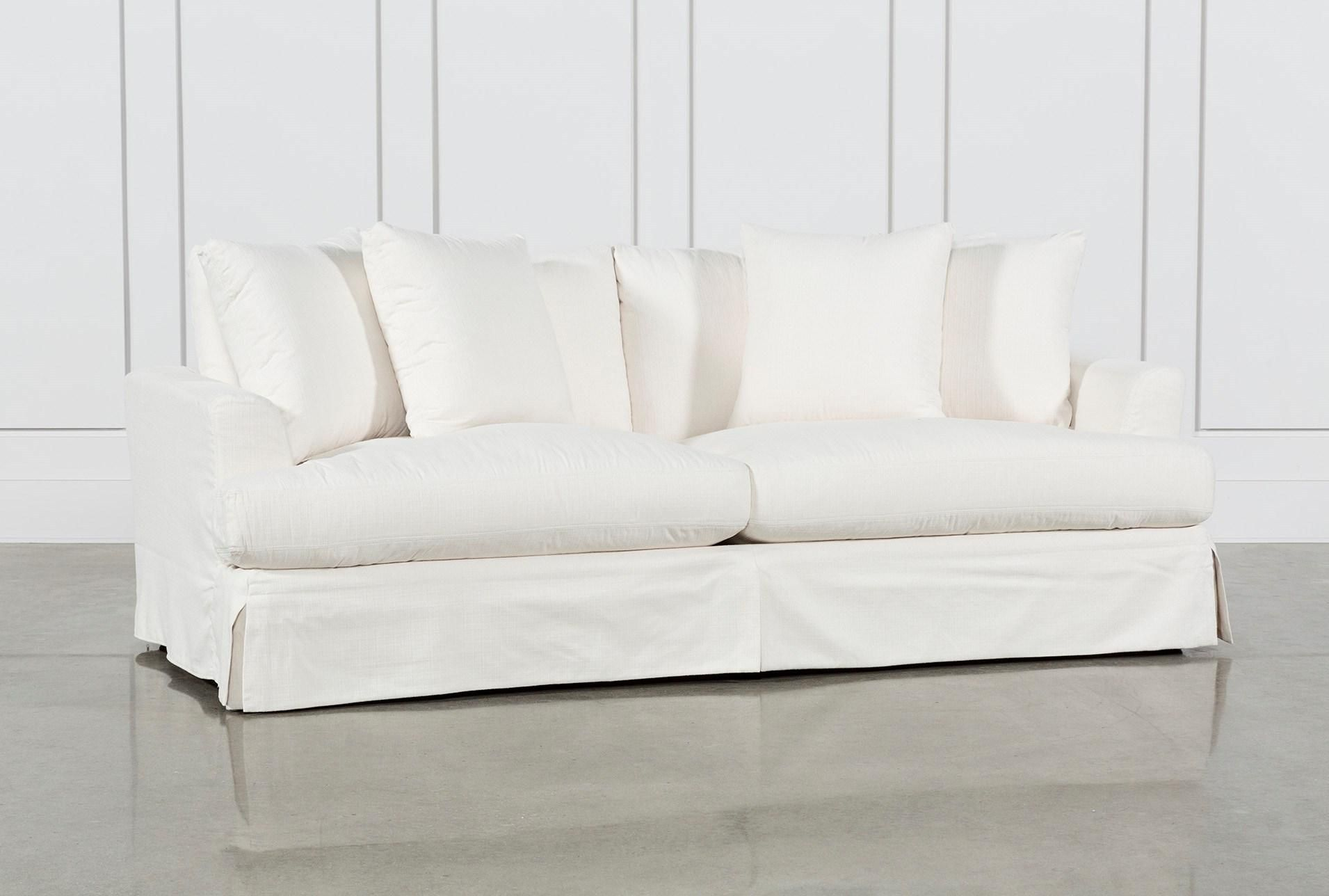 Shop for Solano Slipcovered Sofa at