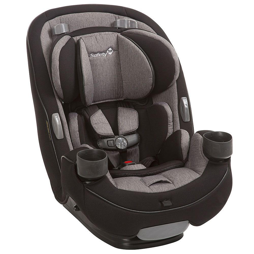 The Safety 1st Grow And Go 3 In 1 Convertible Car Seat Is