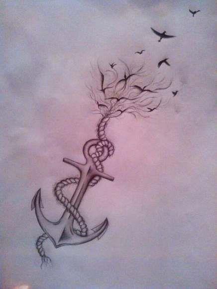 39+ Ideas tattoo frauen oberschenkel vogel #tattoo