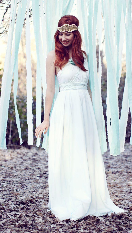 Wedding dress jewelry  Tina Chiou photography fair trade products  Bits jewelry Sseko