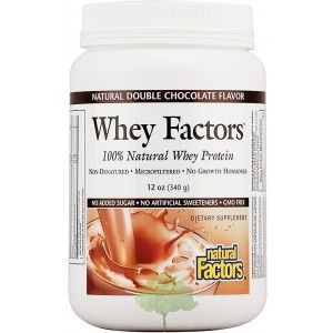 Whey Factors All Natural Whey Protein