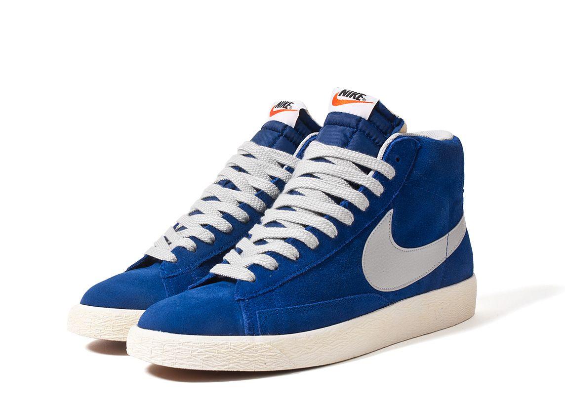 Nike Blazer Mid PRM Vintage Shoe
