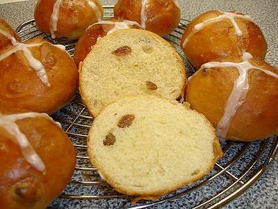 Chili und Ciabatta: Ostern naht: Hot Cross Buns