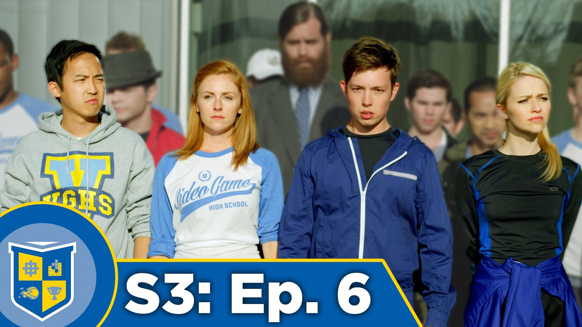 Video Game High School (VGHS) S3 Ep. 6 SERIES FINALE