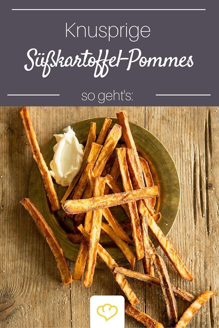 Knusprige Süßkartoffel-Pommes selber machen #pommesselbermachenofen Süßkartoffeln selber machen? Mit diesem Rezept gelingt's garantiert! #pommesselbermachenofen Knusprige Süßkartoffel-Pommes selber machen #pommesselbermachenofen Süßkartoffeln selber machen? Mit diesem Rezept gelingt's garantiert! #pommesselbermachenofen