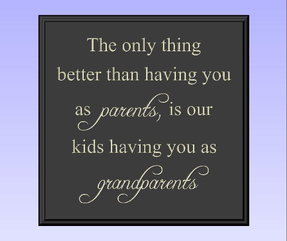 Thankful Parent Quotes