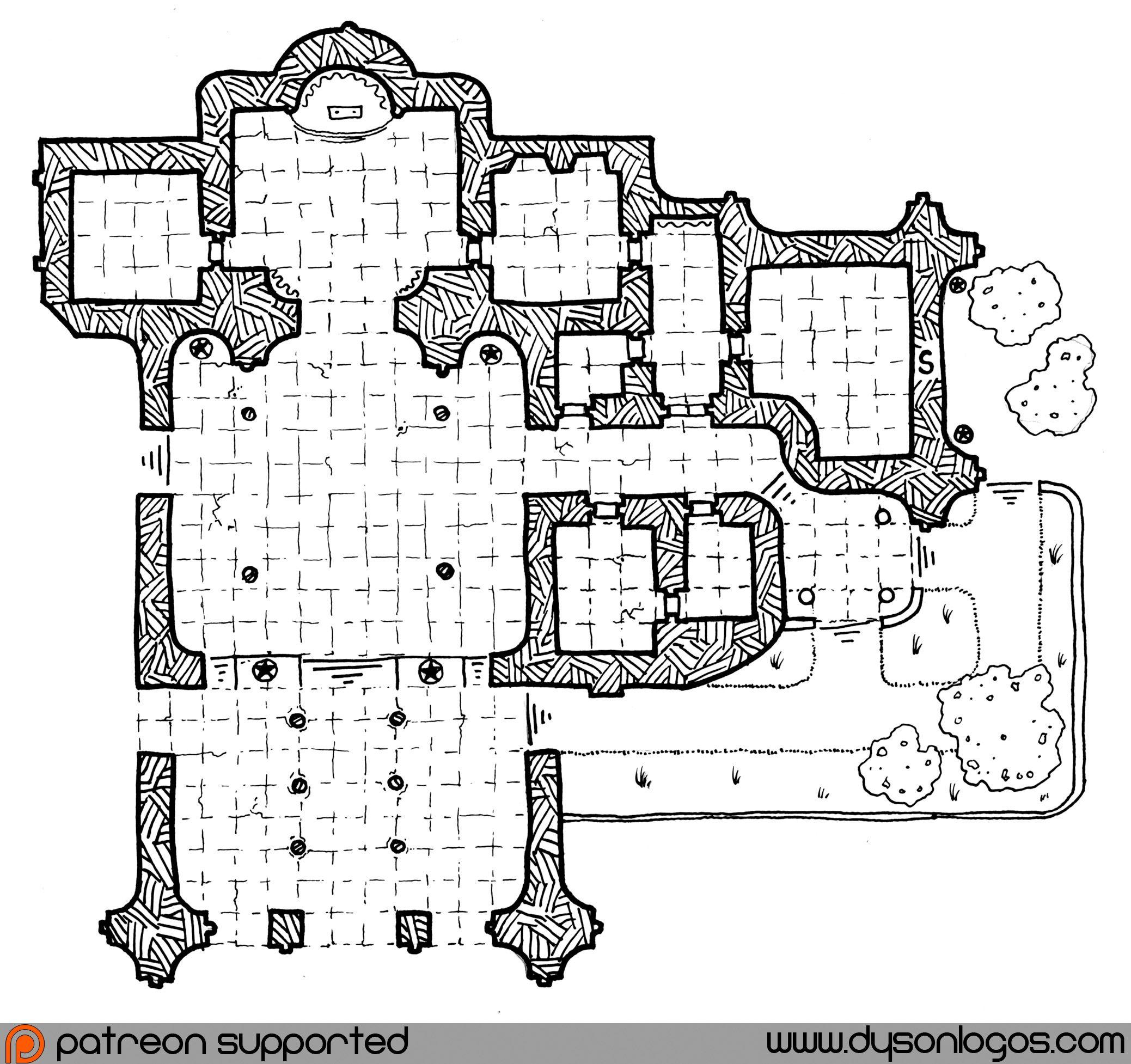 Darnstall Palace Sanctuary Of Vames
