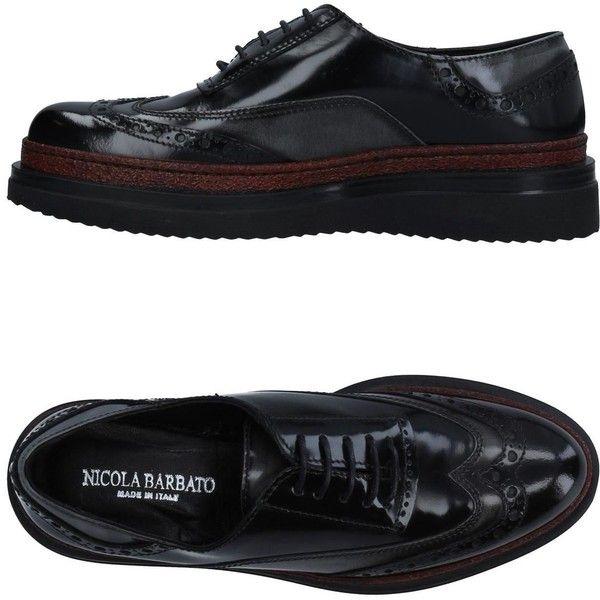 Nicola Barbato Chaussures À Lacets vZivrR