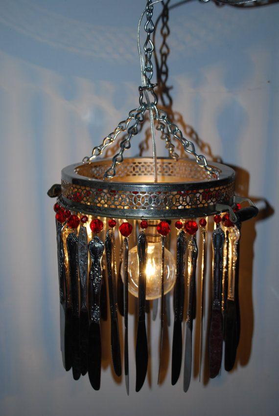 Diy Boho Lamp