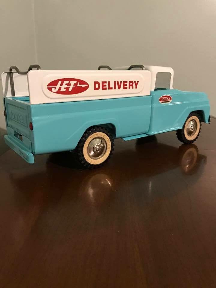 Pickup Tonka TruckJuguetes 60s AntiguosSobres Early Kl1uFc3TJ5