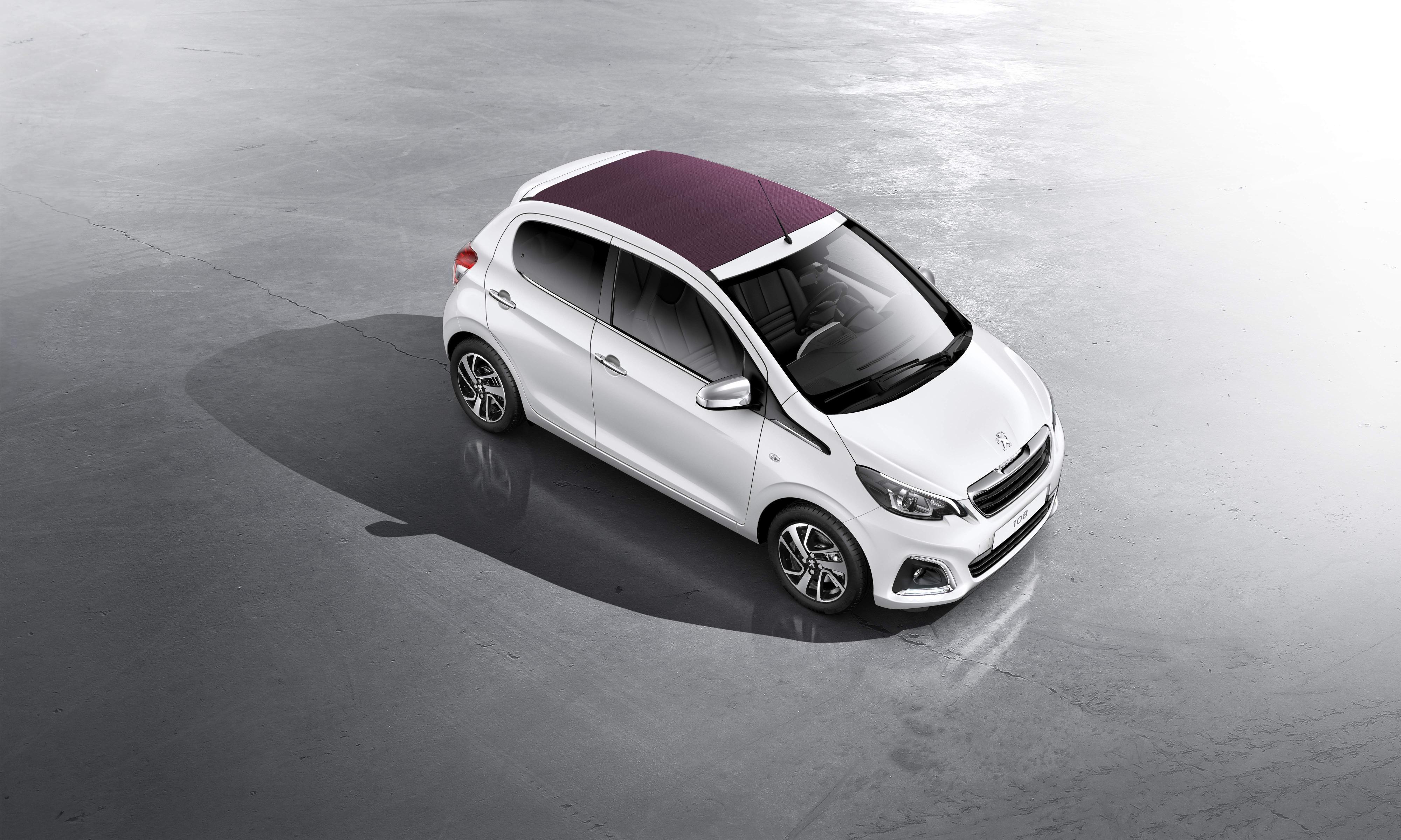 Jaki Bedzie Peugeot 108 Zdjecia City Car Car Peugeot