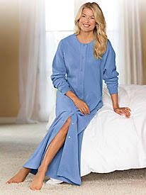buy sweatshirt snap front robe - Google Search  17ec2f38f