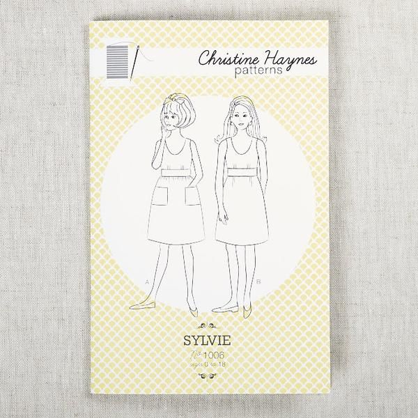 Sylvie Dress Sewing Clothing Pinterest Products Dresses And