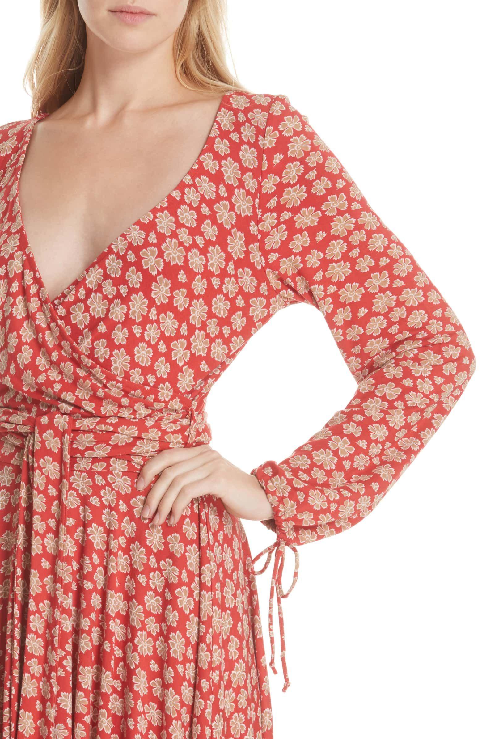 e3cafaafd64a Pradera Floral Minidress, Alternate, color, Red | - DRESSES ...